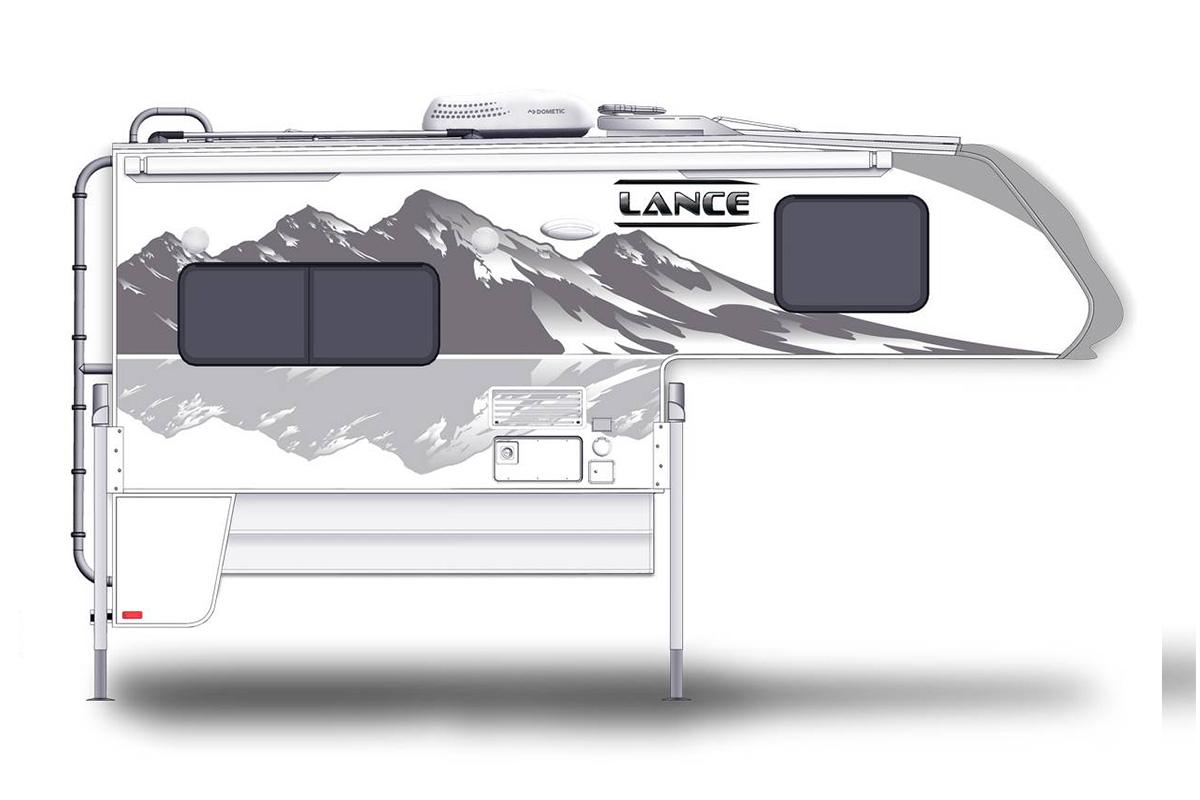 LANCE-背驮式